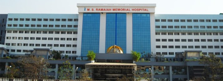 MS Ramaiah Medical College admission